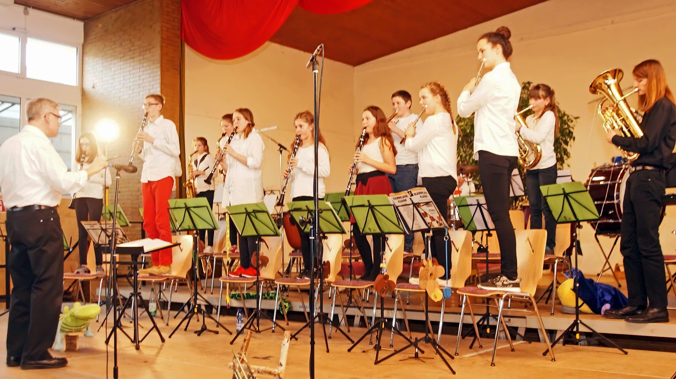 Erfolgreiches Jugendkonzert